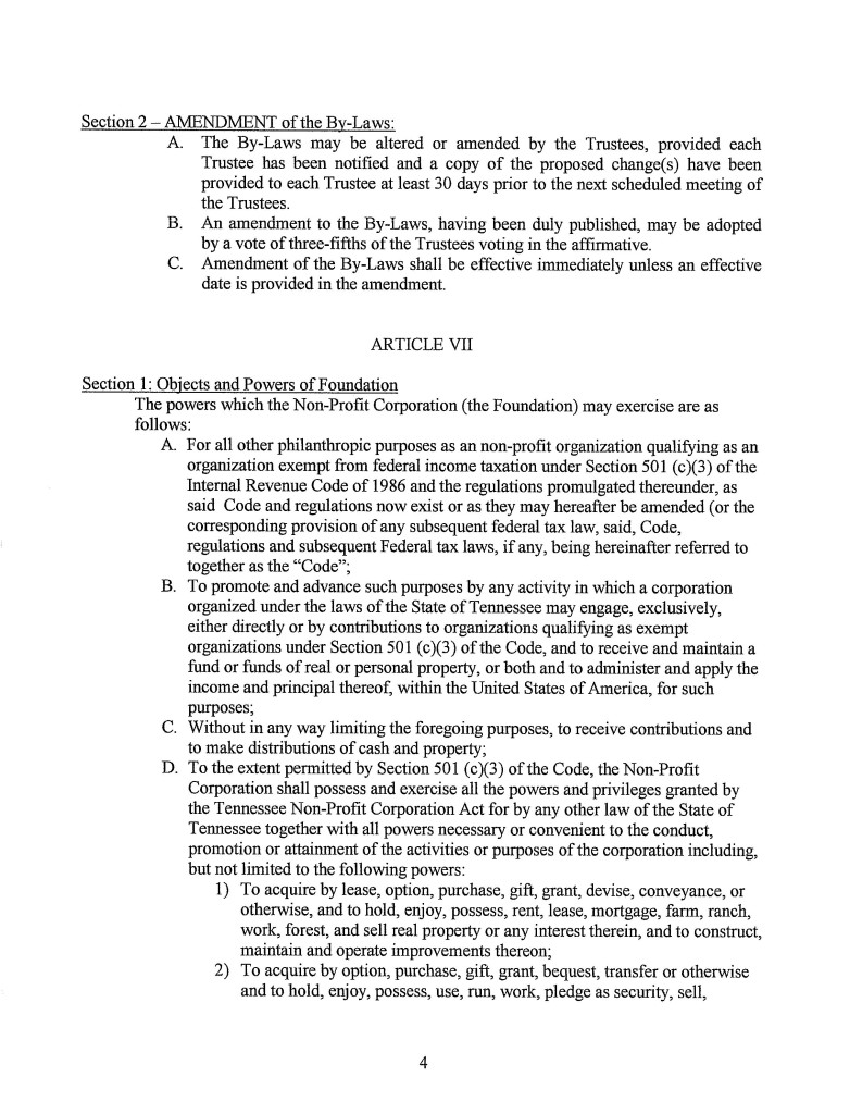 Foundation Constitution & By-laws-page-004