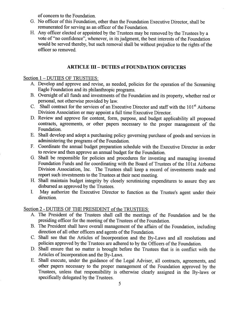 Foundation Constitution & By-laws-page-012