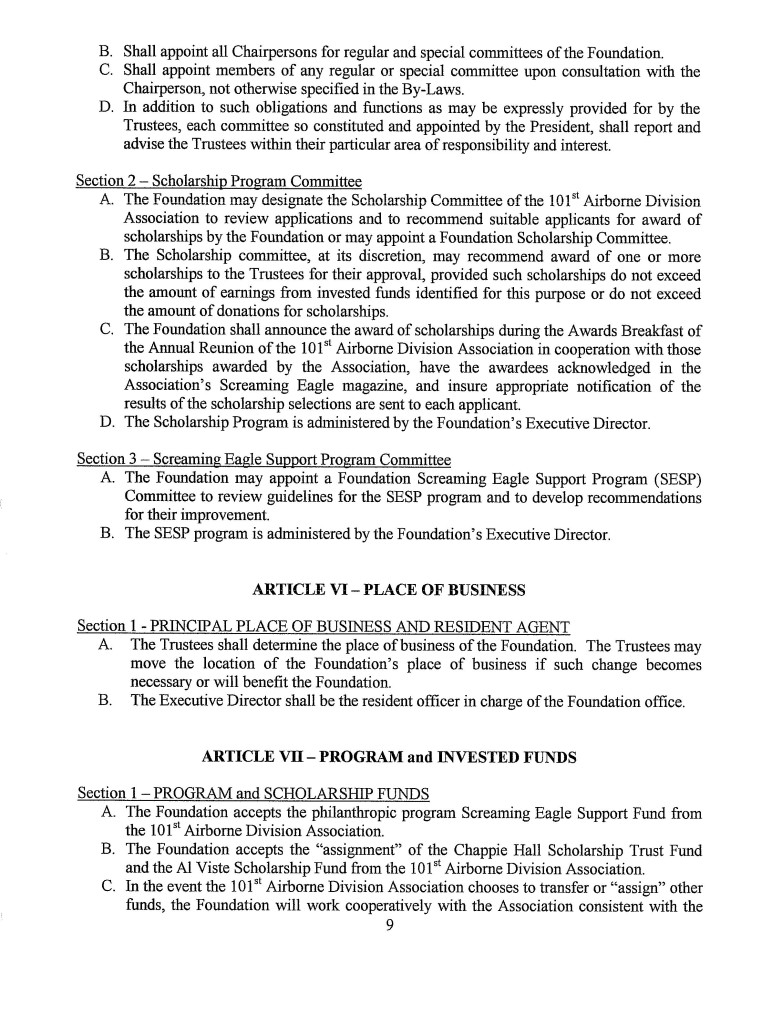 Foundation Constitution & By-laws-page-016